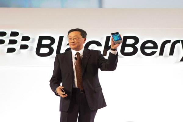 بلاكبيري تكشف عن الشركة التي ستتكلف بصناعة هواتفها