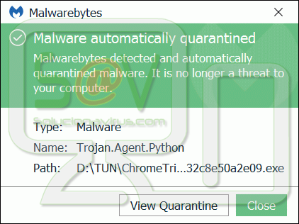 Trojan.Agent.Python