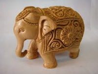 Handcrafted Elephant