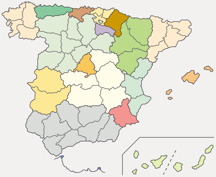 Selecciona tu provincia en el mapa