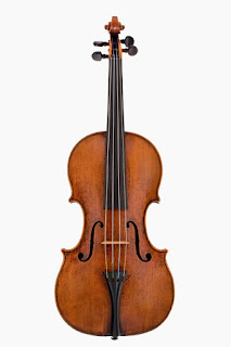 A 1662 violin made by Nicolò Amati in the Grand Amati design