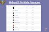 Cách Xem Thống Kê Tin Nhắn  Đã Gửi Trên Facebook