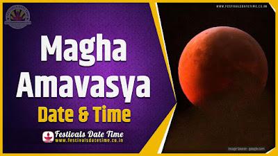 2022 Magha Amavasya Date and Time, 2022 Magha Amavasya Festival Schedule and Calendar