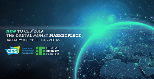 Jan 8, 2019. Digital Money Forum at CES 2019