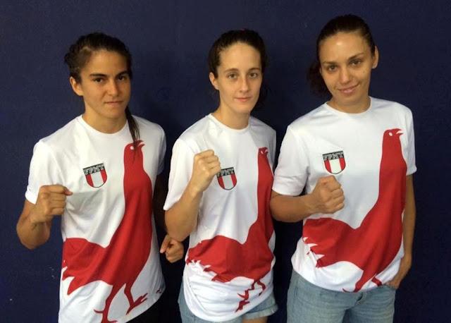 Luna Tobin Peru Muay thai WMC Antonina Shevchenko Glory