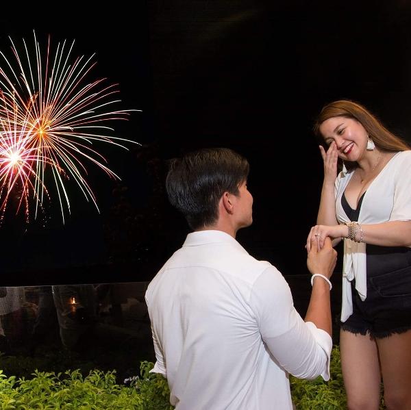 Photos: Rodjun Cruz and Diane Medina Engagement