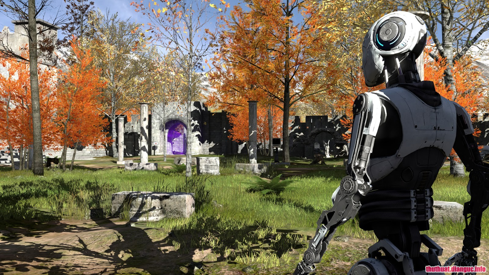 Download Game The Talos Principle Full Cr@ck