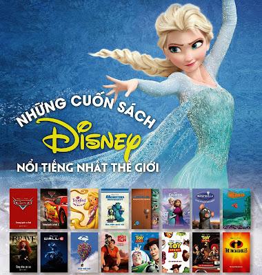 Bộ truyện chữ Disney: