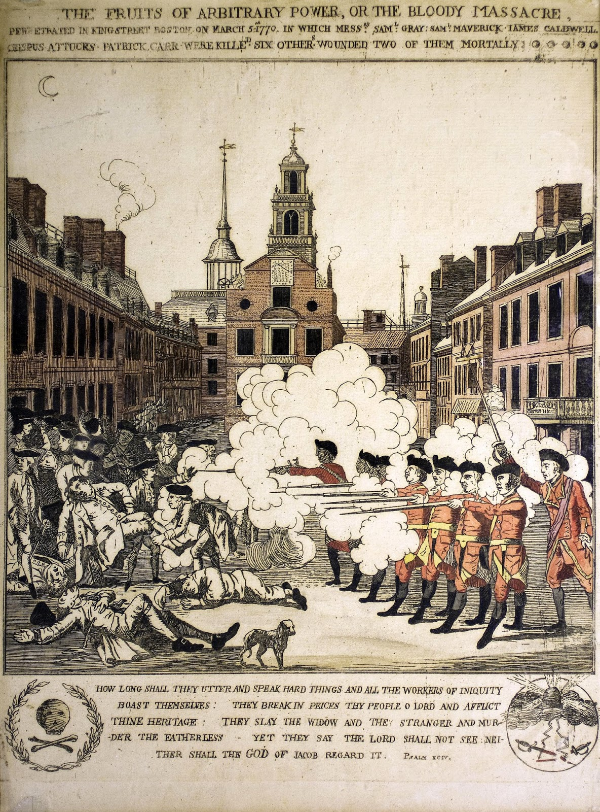 Boston Massacre Trial