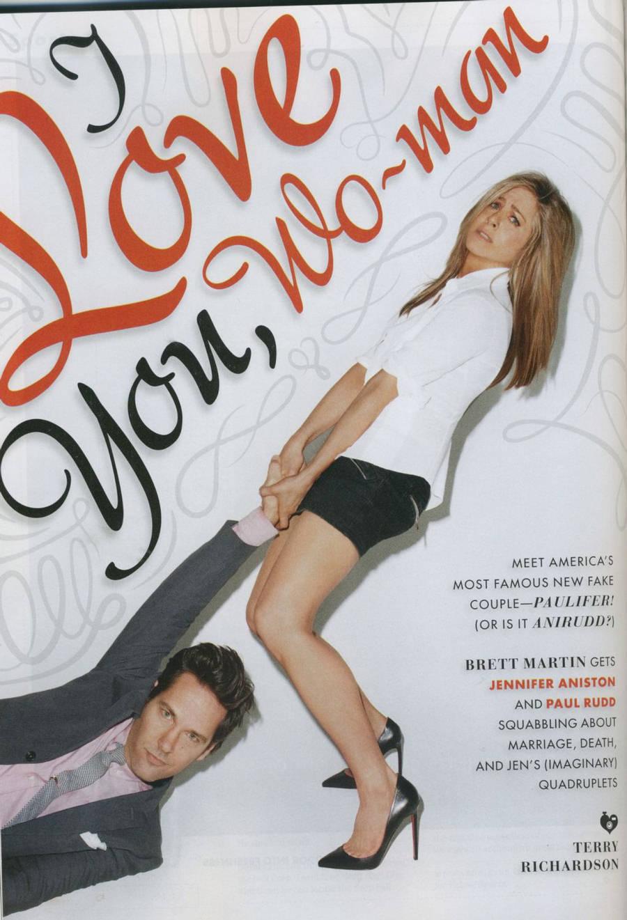 GQ - Jennifer Aniston Photo (10810608) - Fanpop