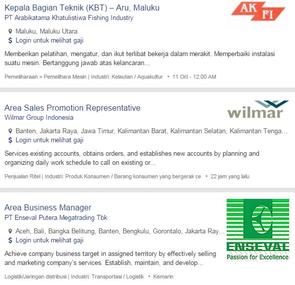 Bulan Ini – Lowongan Kerja Maluku Tengah Terbaru 2019