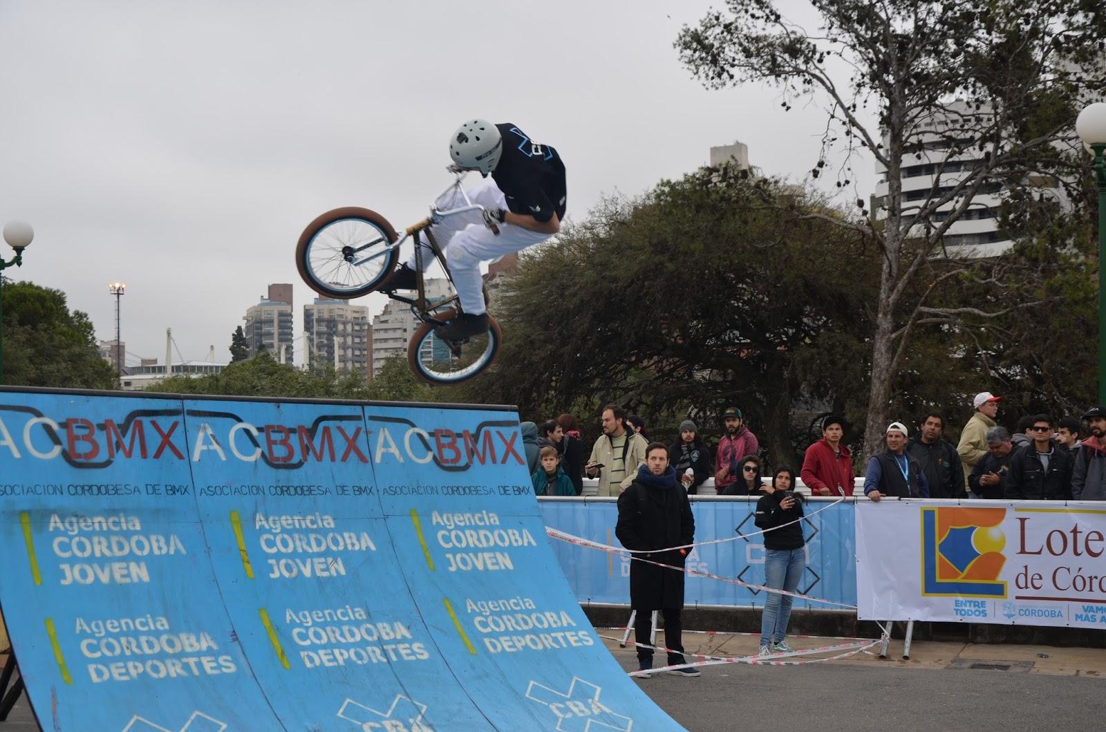 Diario deportivo del Sudeste cordobes: Córdoba X: El BMX, en pleno ...