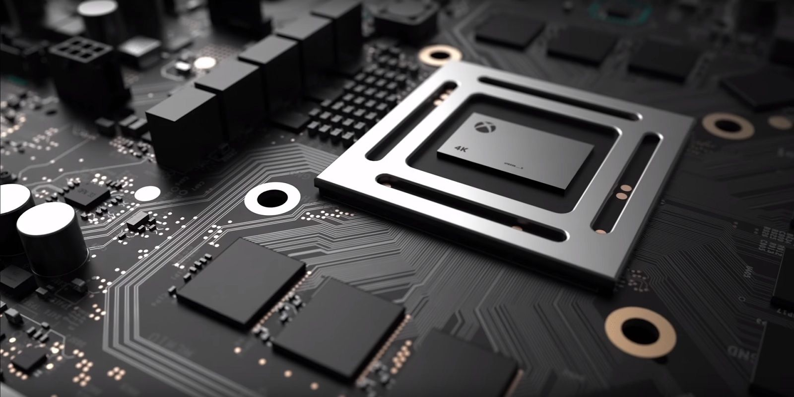 Project Scorpio podría capturar y retransmitir a 4K y 60 fps