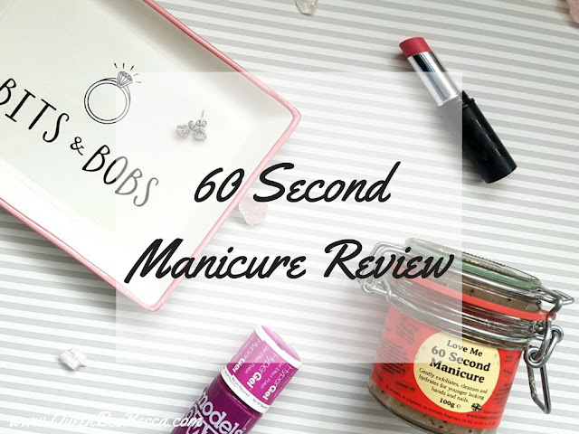 60 Second Manicure Review