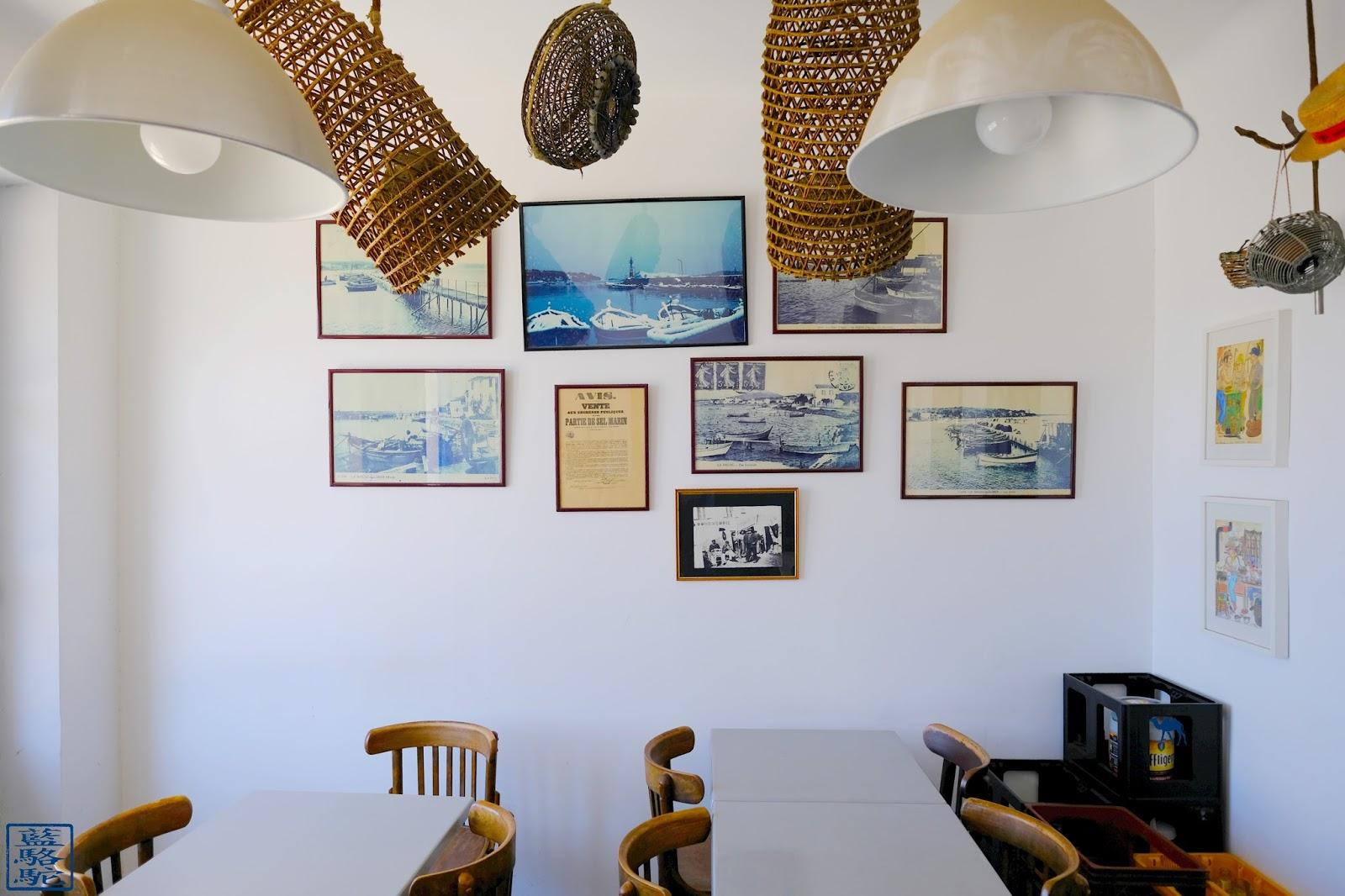 Le Chameau Bleu - Blog Voyage Var Brusc - Restaurant le Piadon au Brusc