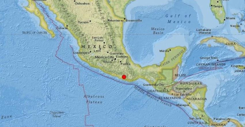 TERREMOTO EN MÉXICO: Sismo de magnitud 6.0 (Hoy Domingo 18 Febrero 2018) Temblor Epicentro Pinotepa Nacional - Oaxaca - USGS - SSN - www.ssn.unam.mx
