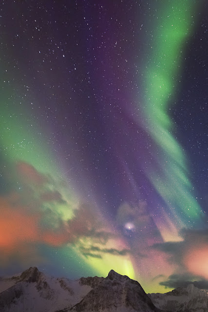 Amazing, Aurora Borealis, Night Sky, Nightscape, Northern Lights, Weather phenomena, Optical Phenomenon