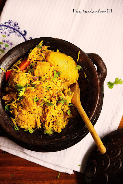 how to make veg biryani recipe and preparation