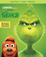 Illumination, Universal Pictures Home Entertainment, Dr. Seuss