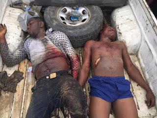 Rivers State: Armed Robbery Operation Frustrated as Two Notorious Armed Robbers Were Gunned Down