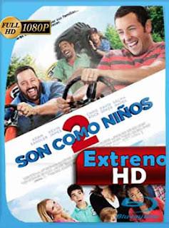 Como Si Fueran Niños 2 2013 HD [1080p] Latino [GoogleDrive] DizonHD