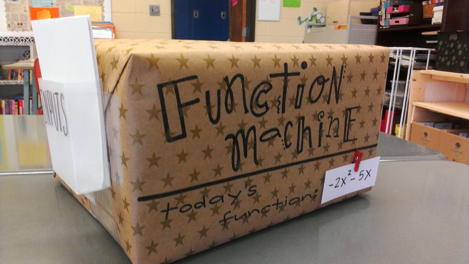 Everybody Is A Genius Function Machines