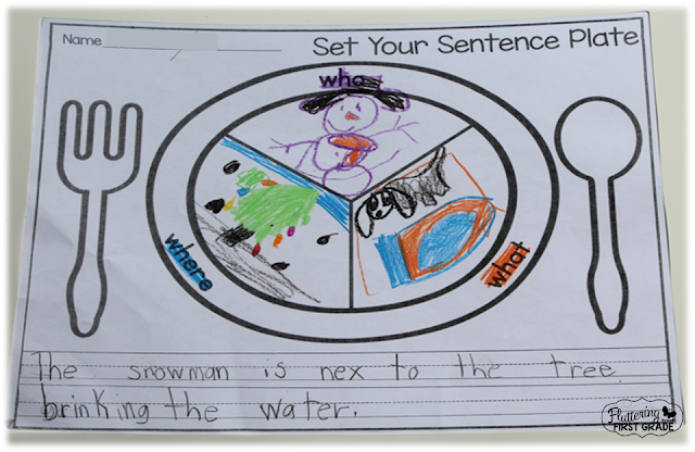 Set your sentence plate with the Sentence Chefs! Kids will be cooking up silver platter sentences in no time with these differentiated sentence writing activities for developing writers.