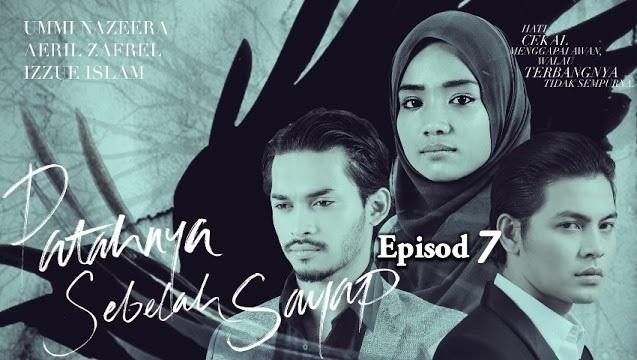 Drama Patahnya Sebelah Sayap - Episod 7 (HD)