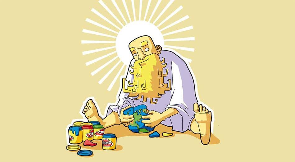 KTZ, din, islamiyet, Allah, Allah yarattıktan sonra ne yaptı?, Yaratılış ayetleri, Ayetlerle ikna çabası, Allah'ın ikna çabası, Yarattıklarını sıralayan Allah, Kur'an Muhammed'in el yazmasıdır, Kur'an insan yazmasıdır,