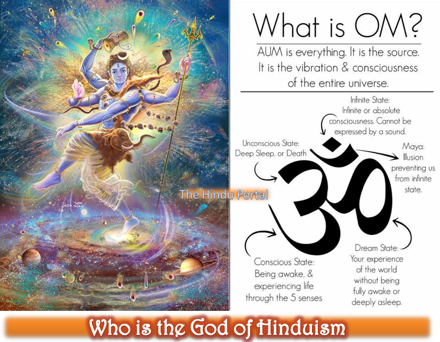 Who is the God of Hinduism