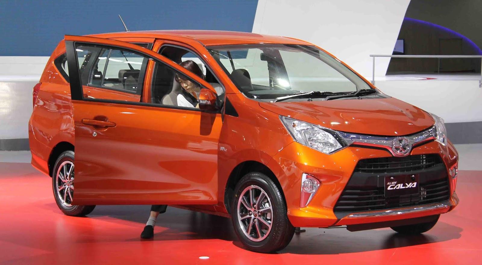 Calya Jadi Mobil Toyota Terlaris