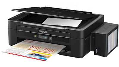 Resetter Epson L350 Service required