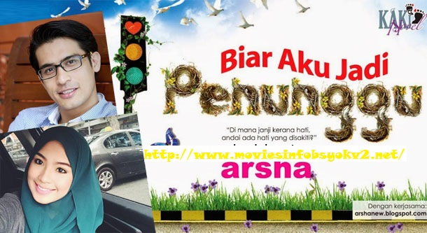 Biar Aku Jadi Penunggu (Drama Adaptasi Novel)-Slot Akasia TV3