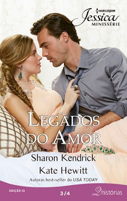 Legados do Amor - ARCO DO DESTINO (Sharon Kendrick)