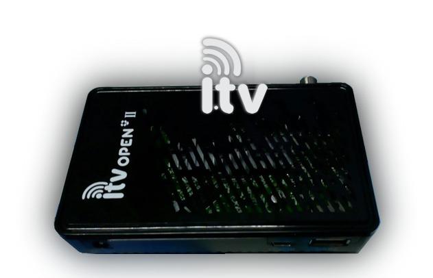 ITV OPEN II NOVA ATUALIZAÇÃO V1.1138 - 05/04/2018