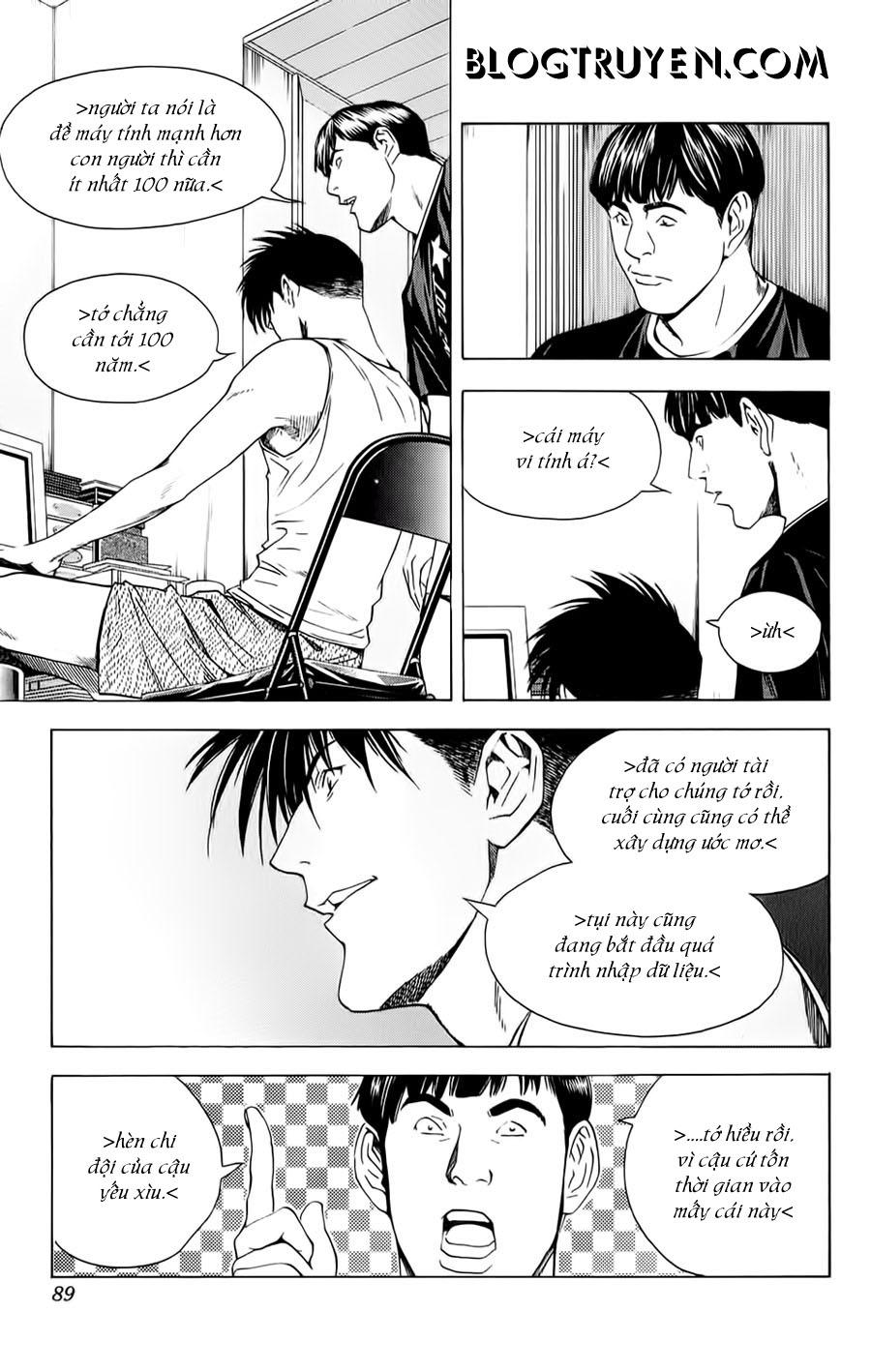 Hikaru No Go hikaru no go chap 143 trang 18