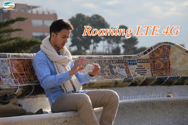 Viettel thử nghiệm dịch vụ Roaming LTE trong tháng 6/2016