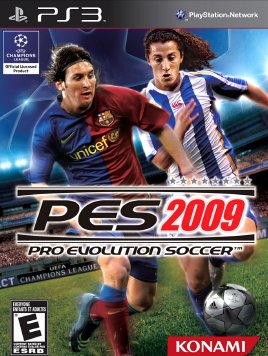 Pro Evolution Soccer 2009 - Download game PS3 PS4 RPCS3 PC free