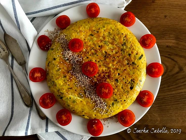 tortilla-zanahoria-plato