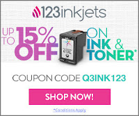123inkjets coupon code makes online shopping very easy