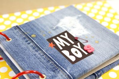 Minibook mit Kapa Platten