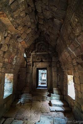 Preah Khan - Angkor - Cambodge