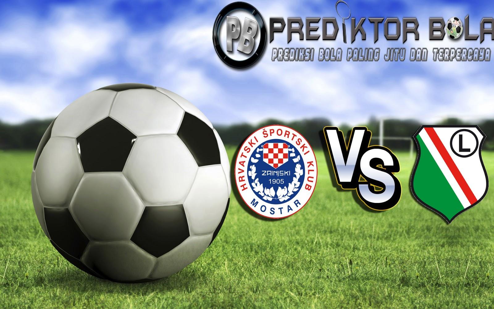 Prediksi Zrinjski vs Legia Warsawa 12 Juli 2016