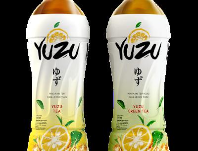 Kesegaran Alami Dari Buah Yuzu Pada Yuzu Tea