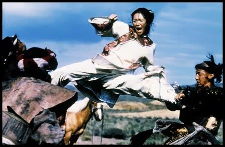 Tigre y dragón (Ang Lee, 2000)