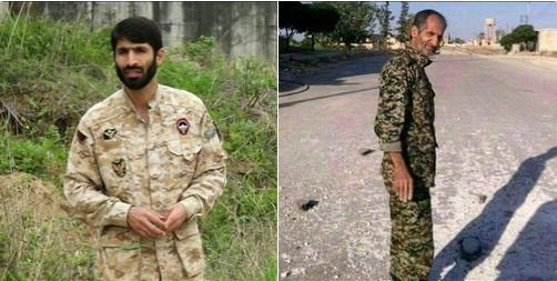 pasukan iran tewas di aleppo