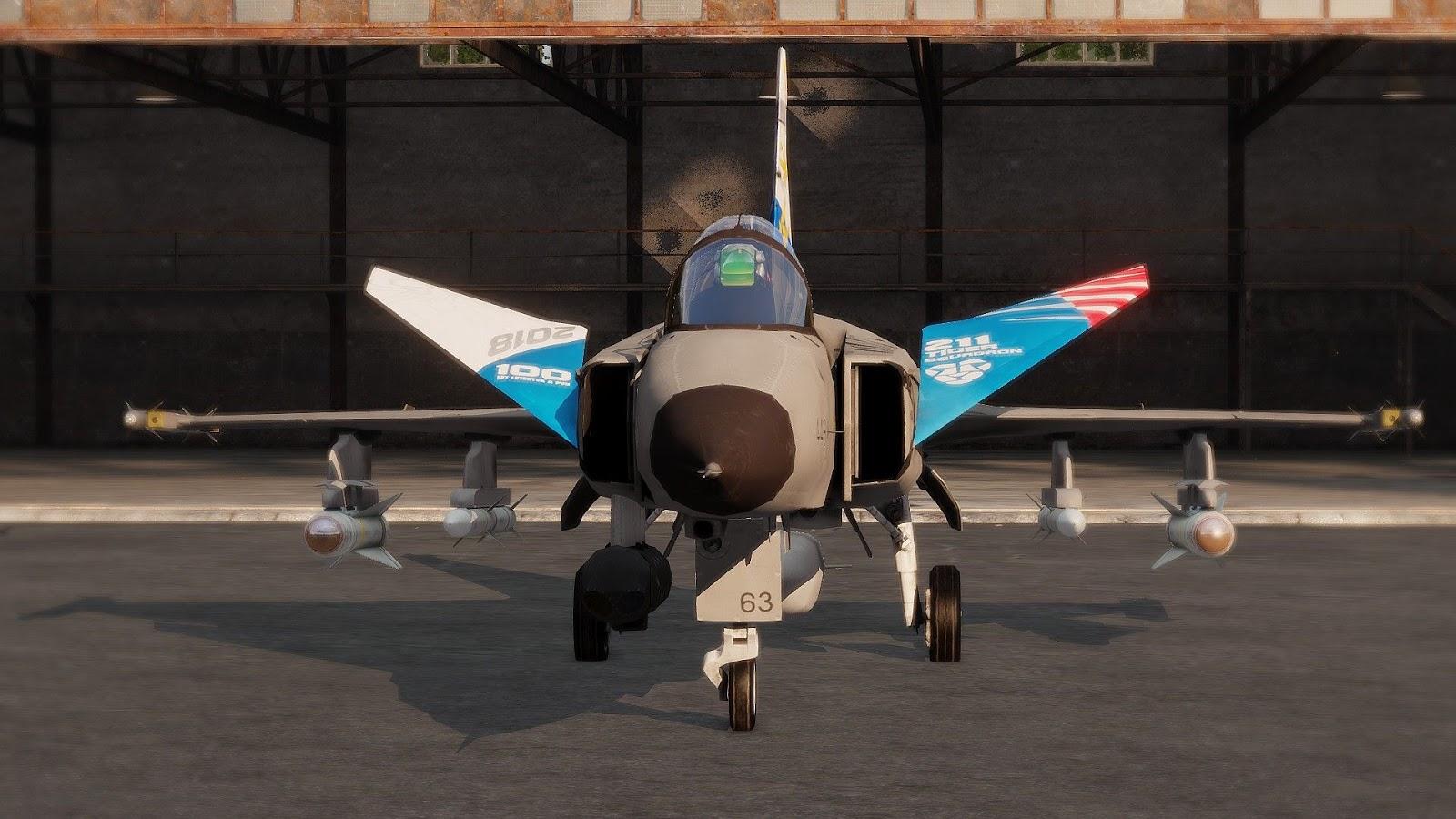 Arma 3 の Gryphon にチェコ空軍のスキンを追加する Czech Air