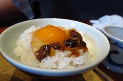 Suju Japanese Restaurant, rice