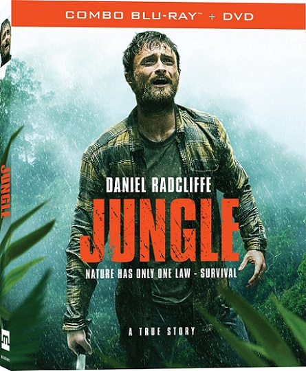 Jungle (2017) 720p y 1080p BDRip mkv AC3 5.1 ch subs español
