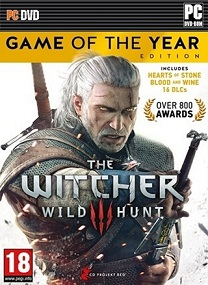 The Witcher 3 Wild Hunt GOTY Edition MULTi15 Repack By FitGirl